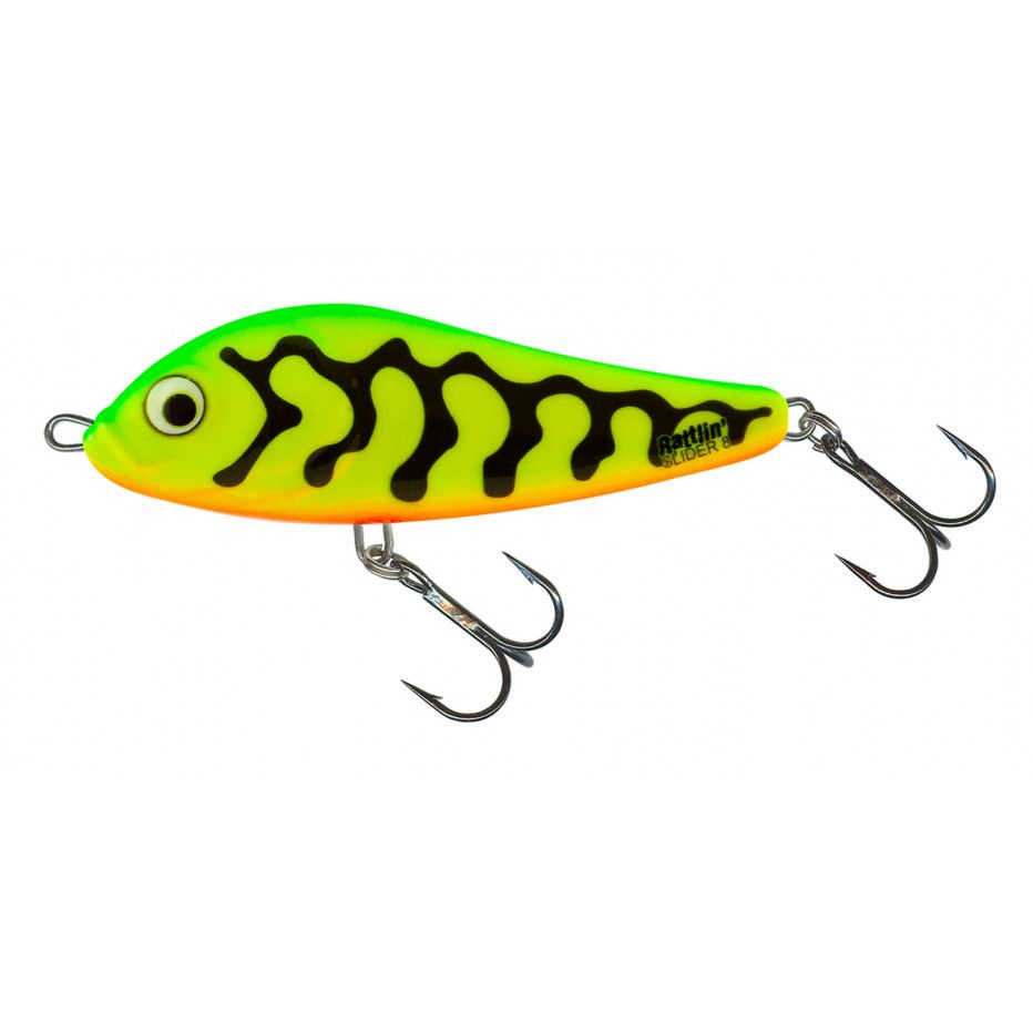 Poisson Nageur Salmo Rattlin Slider 8cm