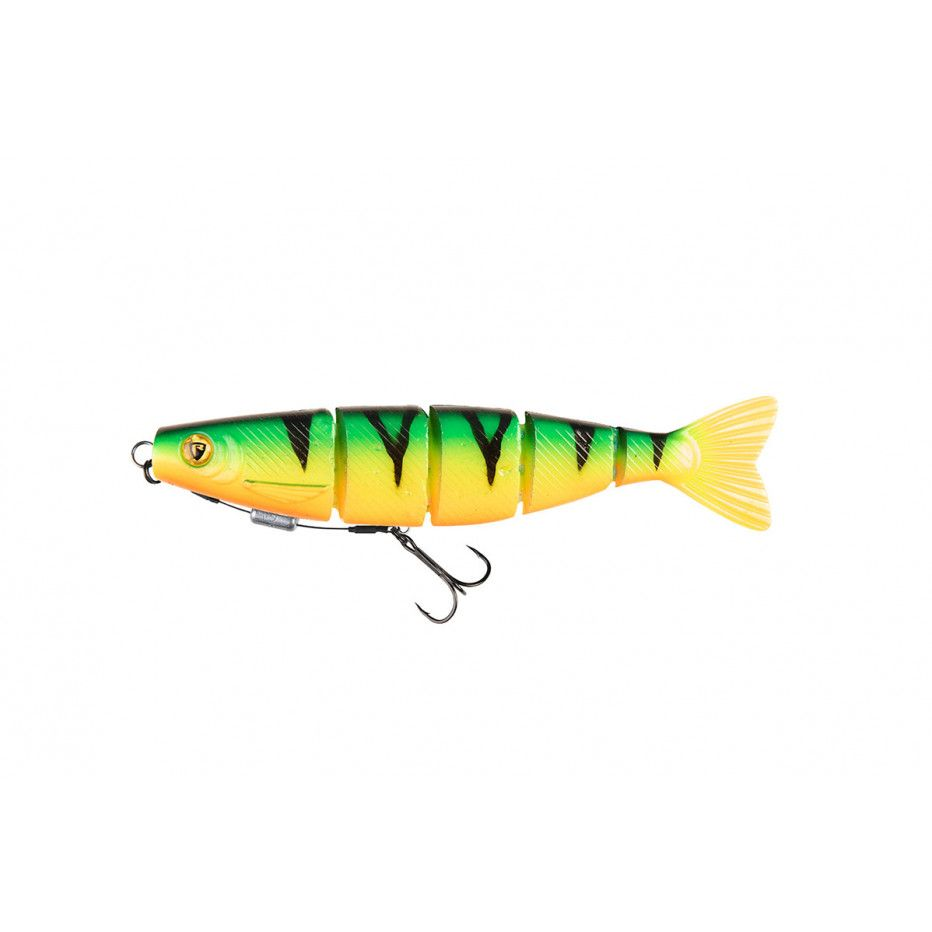 Leurre Souple Fox Rage Loaded Jointed Pro Shad
