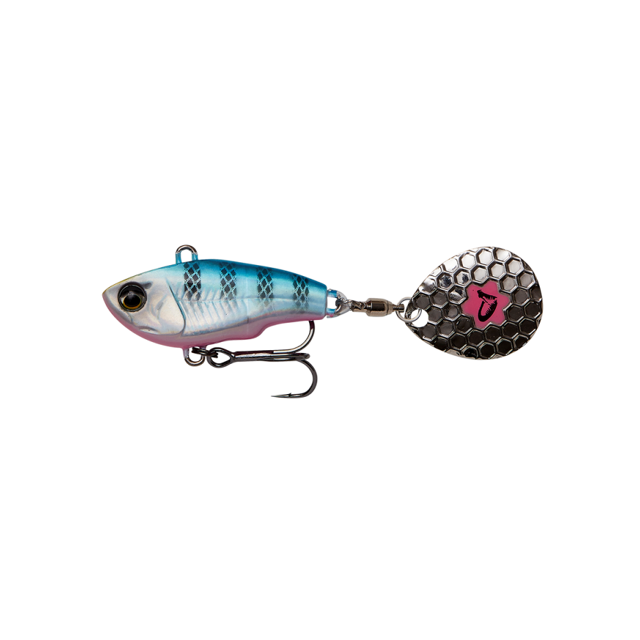 Poisson Nageur Savage Gear Fat Tail Spin 8cm