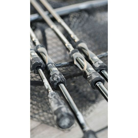 Canne Spinning Fox Rage Street Fighter Rod Light Shad 220