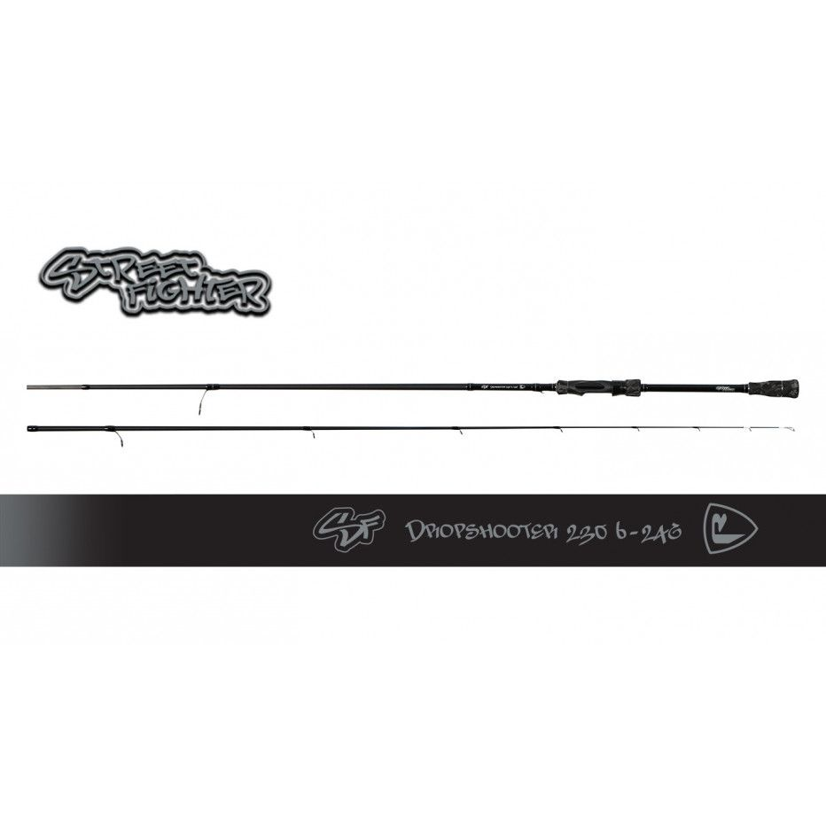 Canne Spinning Fox Rage Street Fighter Rod Dropshooter 230
