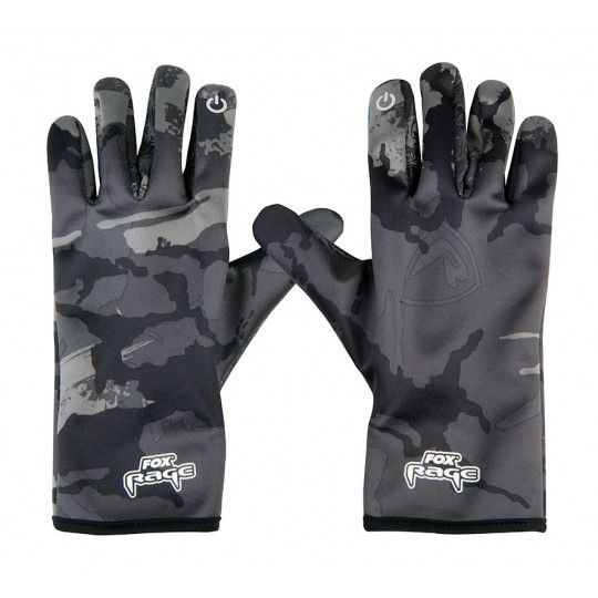 Gants Fox Rage Thermal Camo...