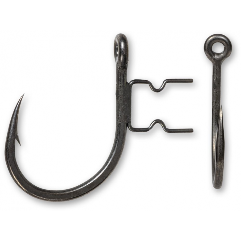 Hameçon Black Cat Claw Single Hook DG