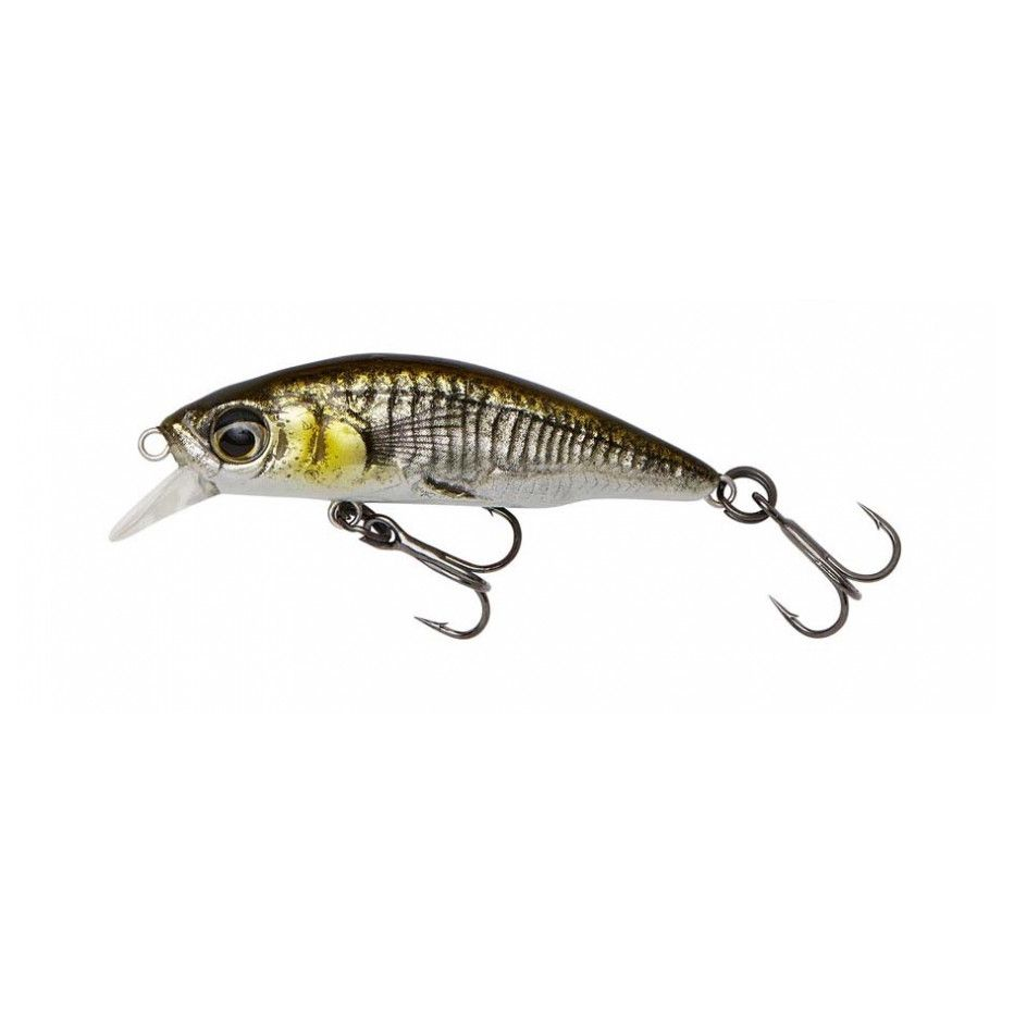 Poisson Nageur Savage Gear 3D sticklebait Twitch 6,5cm