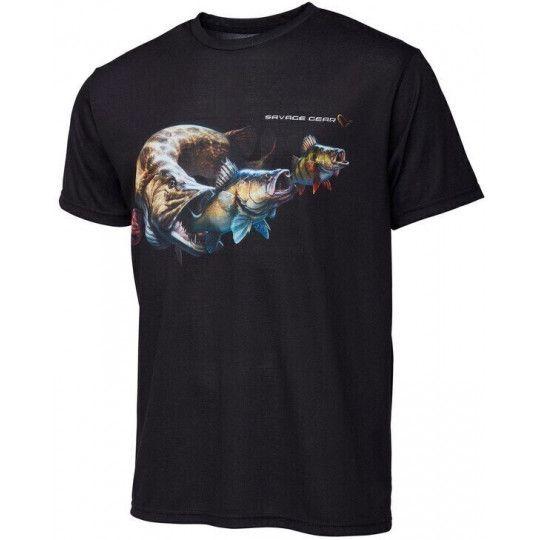 Tee Shirt Savage Gear...