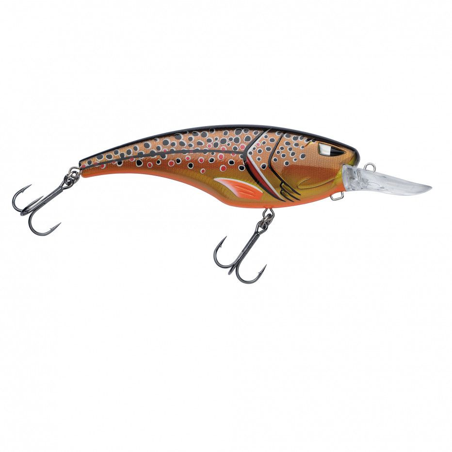 Poisson Nageur Berkley Zilla Deep Crank 11,5cm