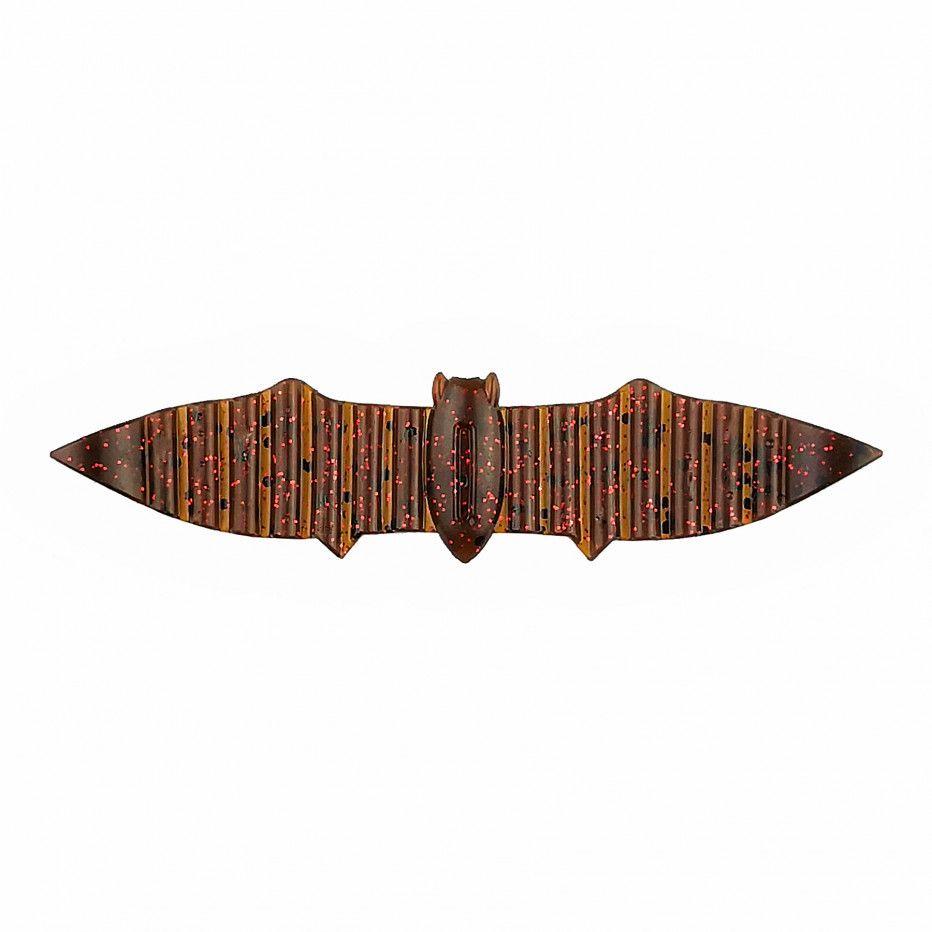 Leurre Souple Basspal Bat Leech 7,5cm