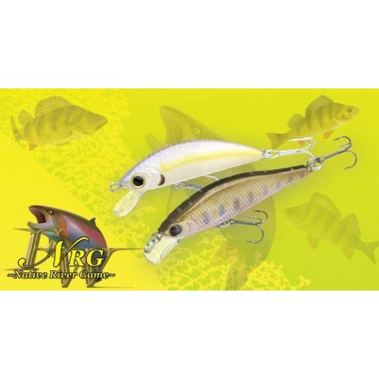 Leurre Lucky Craft Humpback Minnow 50 SP