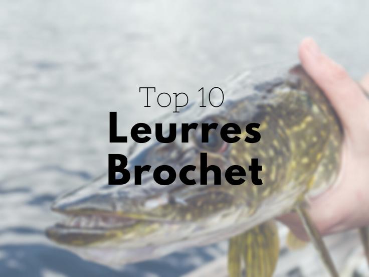 Illustration of the article Les 10 Meilleurs Leurres Pour Brochet