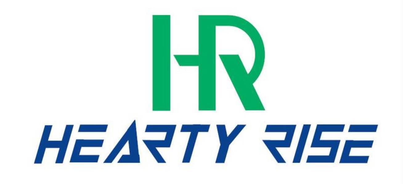 logo de la marque hearty rise