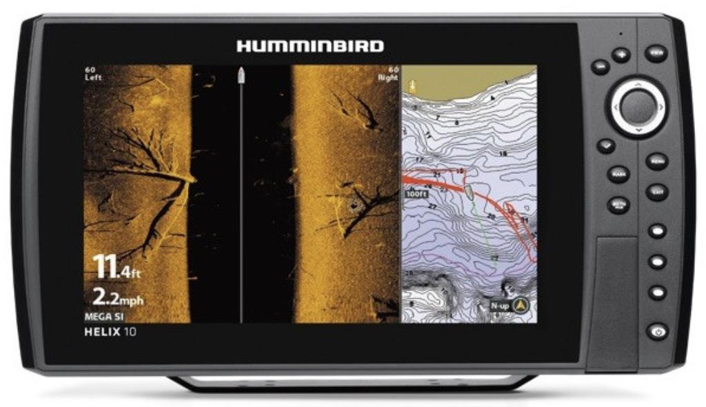sondeur humminbird haut de gamme